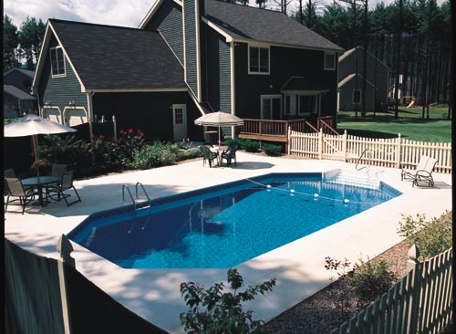 Inground Swimming Pools In Glens Falls Queensbury Lake